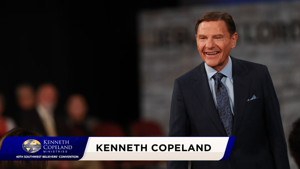 At the 2020 Southwest Believers' Convention, Kenneth Copeland teaches how healing is not a reward but must be received. Healing ministry was the life of Jesus and He was a carrier of healing. We are now carriers of the Spirit of God and contagious with healing. That's why the devil wants you off the street!