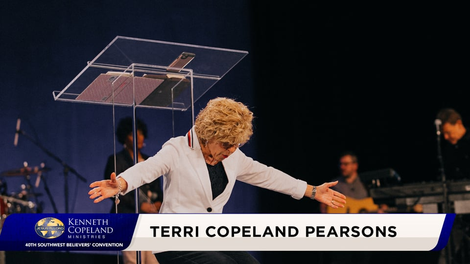 "At the 2020 Southwest Believers' Convention, Ps. Terri Copeland Pearsons talks about the ""watching"" in prayer needed in order to hear. The senses of the spirit work together for a single outcome. Watching will produce a hearing, which produces a saying. It's always Jesus you're watching and listening for!"