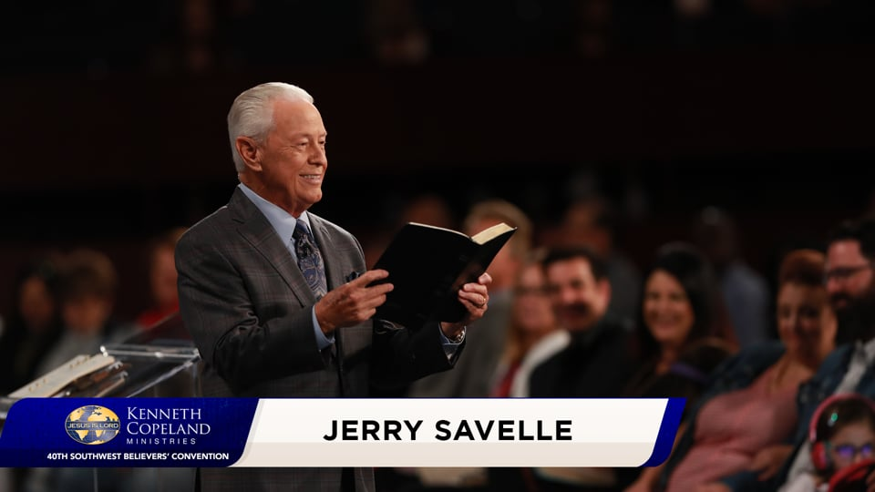 At the 2020 Southwest Believers' Convention, Jerry Savelle warns against allowing the Word of God to be stolen from the heart. It is our job to hold on to the Word after it is sown so it can produce the expected harvest. The greatest pressure comes just before a breakthrough. Persevere and don't quit!