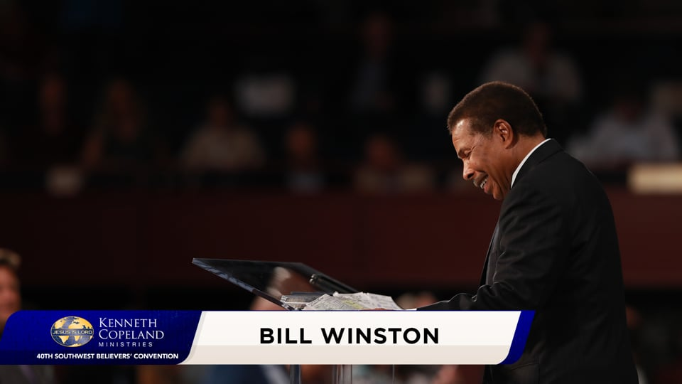 "This is a mandate to the Church—act like God! Join Bill Winston at the 2020 Southwest Believers' Convention as he discusses Kingdom dominion and citizenship, the authority of the believer and how to become fruitful. Your days of being ""only human"" are over. The gift in you is seed. Hear how to develop it!"