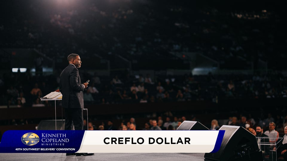 At the 2020 Southwest Believers' Convention, Creflo Dollar shows how man was reconciled to a holy God. We are all called to the ministry of reconciliation, but he challenges all to see that there is no reconciliation without equality. This is a call for the Church to set the pace on how to love everyone!