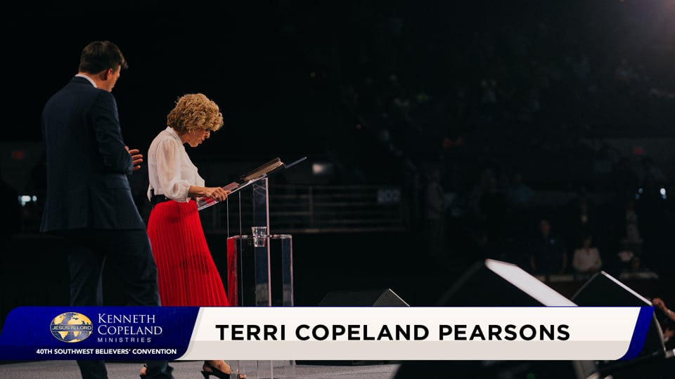 People are experiencing great pressure during this time, but there is a purpose that God will use it to bring about unity. At the 2020 Southwest Believers' Convention, Ps. Terri Copeland Pearsons talks about the dispensation of grace that opens eyes to see God's plan and ourselves working with the plan!