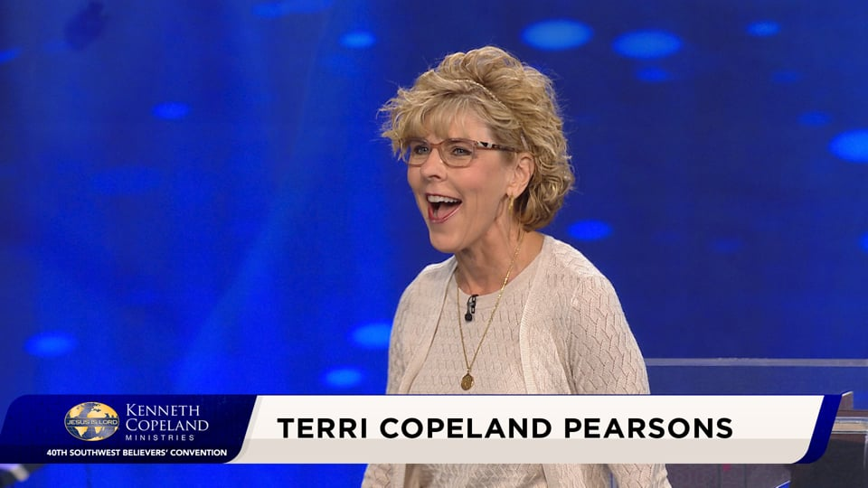 At the 2020 Southwest Believers' Convention, Ps. Terri Copeland Pearsons talks about God's amazing plan that touches everyone on the planet! It's a mystery, but one that He wants us to know. It's our privilege to walk out His plan and it is an expression of Himself. All God has in mind for Himself is you!