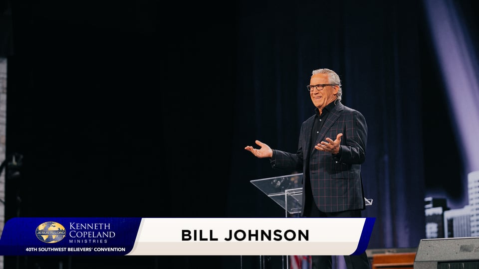 "The Holy Spirit is within us for our sake and upon us for others' sake. At the 2020 Southwest Believers' Convention, Bill Johnson talks about dependence on the Holy Spirit to manifest Jesus through us every day on this earth. Every step Jesus took was with the ""dove"" in mind; the Spirit of the Lord upon Him!"