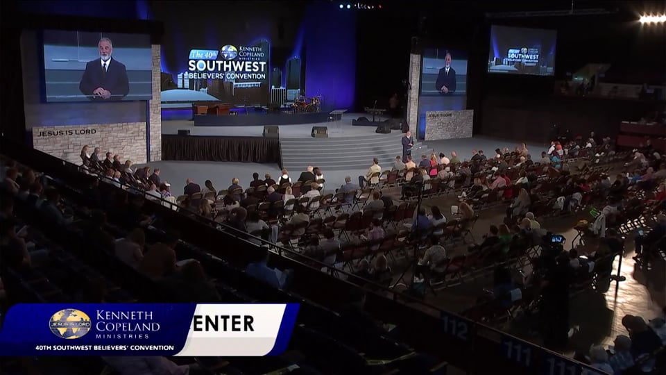 """Only—He [is] my rock and my salvation, My tower, I am not moved"" Psa. 62:6 (YLT). At the 2020 Southwest Believers' Convention, Keith Moore emphasizes the truth that it is in God ""only"" that we trust. God only should have the core of your heart. No one who puts their trust in Him is left disappointed!"
