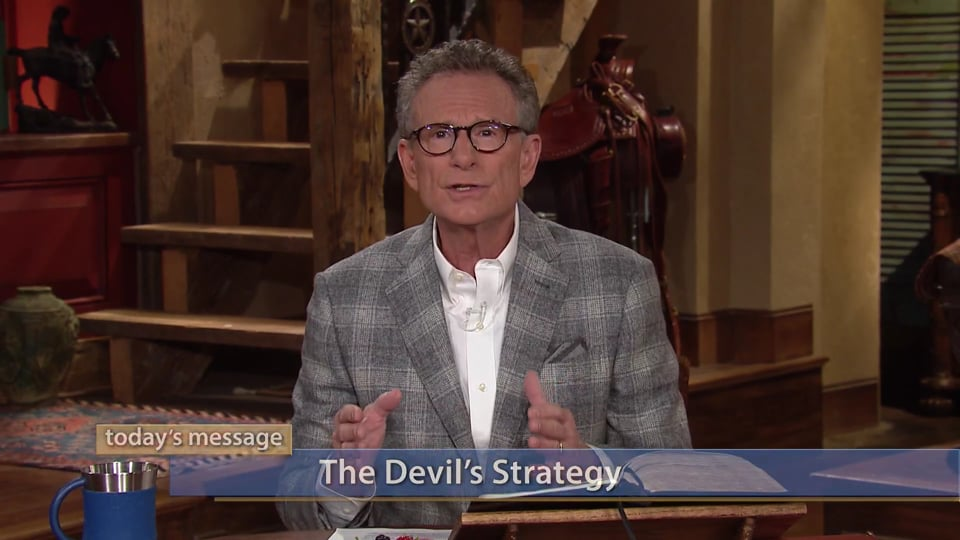 Join George Pearsons on Believer's Voice of Victory as he uncovers the devil's strategy to wear down your resistance and keep you from receiving all the BLESSINGS God has for you. Learn why he continually throws opposition your way to wear you down, and how you can resist him with persistent faith and take victory anyway!