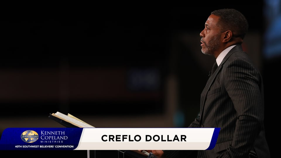 "Get ready for ""goodliness"" to invade your life! Hear Creflo Dollar at the 2020 Southwest Believers' Convention as he prophecies about the manifestations of glory being released. Rough places are about to be smoothed out, crooked places made straight and wrong things made right! God's goodness IS His glory!"