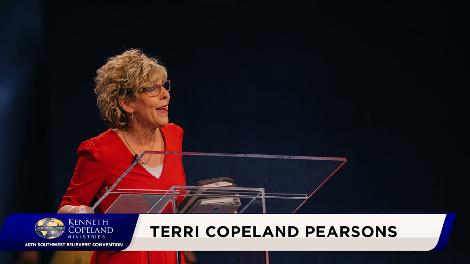 At the 2020 Southwest Believers' Convention, Ps. Terri Copeland Pearsons talks about revealed knowledge and how it is another aspect of the glory of God. It can shift the very fabric of a nation. The Church should have insight into the mysteries of nations, problems, etc. It comes out of intimacy with God!