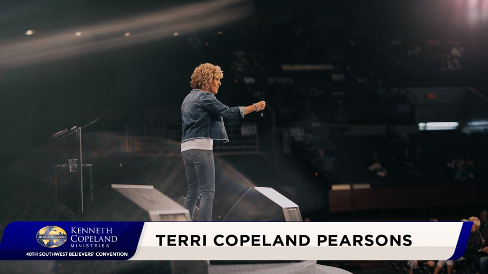 At the 2020 Southwest Believers' Convention, Ps. Terri Copeland Pearsons encourages the Body to pray for their pastors. Every supply of the spirit you can bring to a church is a seed and the harvest belongs to you! Wrestle in prayer for them by the love of the Spirit. It's all about honor and love.