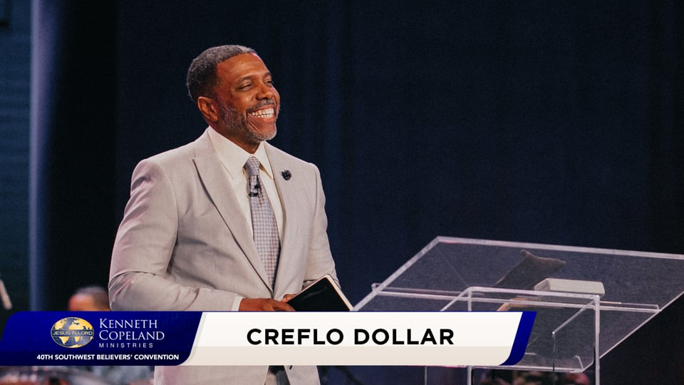 It's all about the Person! Hear Creflo Dollar at the 2020 Southwest Believers' Convention as he teaches the importance of not exalting mechanics above a personal relationship with Jesus. He shares five keys for living in the no-lack zone. Are you stressed or totally at rest with the finished work of Jesus?