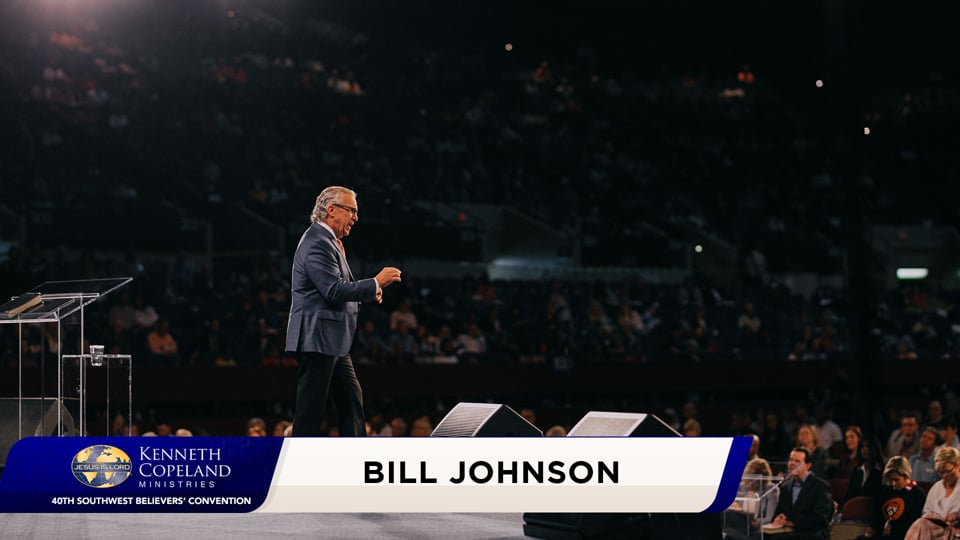 Every revelation of God's nature is an invitation to a divine encounter. At the 2020 Southwest Believers' Convention, Bill Johnson shows how Jesus illustrated two worlds; limited to being human yet living from heavenly realities. Seeing the reality of heaven's world ensures you won't be deceived by this one!