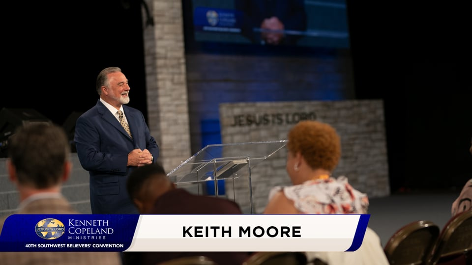 At the 2020 Southwest Believers' Convention, Keith Moore continues his series on God being your only source. One of the biggest parts of your witness is your Source. Your testimony is what others see about you. They should see Who takes care of you and where your peace and strength are coming from!