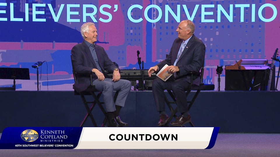 Join Tim Fox at the 2020 Southwest Believers' Convention with guests, Dennis Burke and Jesse Duplantis, as they recall some of the most memorable moments in KCM's 40-year history. Greg Stephens meets with the Savelle sisters, Jerriann and Terri, as they share about growing up in the Word of Faith.