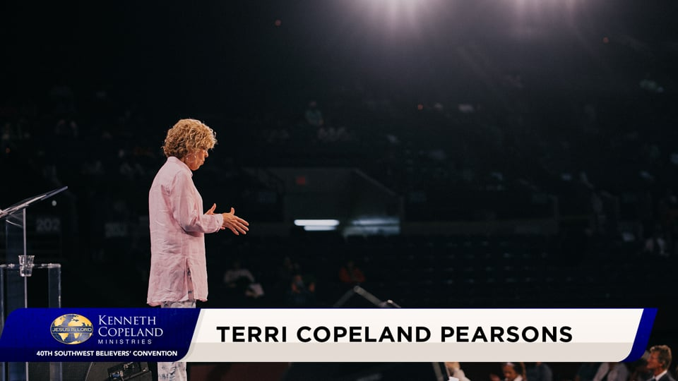 God has come down from the secret place of mysteries to dwell in us! (Psa. 81:7, TPT) At the 2020 Southwest Believers' Convention, Ps. Terri Copeland Pearsons tells how we have more glory in us than the Ark of the Covenant. When we show up, fire should fall, rivers split and signs and wonders should break out!