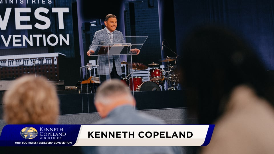 The Anointing of God—the key to the supernatural. Kenneth Copeland teaches at the 2020 Southwest Believers' Convention that even as God anointed Jesus (Acts 10:38) with the Holy Spirit, so He has anointed us! We are carriers of that anointing! Not only do we act and talk like Him, we are anointed like Him!