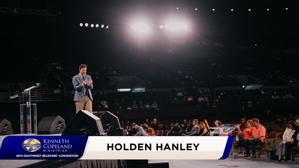 At the 2020 Southwest Believers' Convention, Holden Hanley shares how God delights in us knowing His will. God's only obligation is to make sure His will comes to pass in our lives. He is pulling us into the depths of His heart for relationship and revealing mysteries so we have a bigger picture of Him!