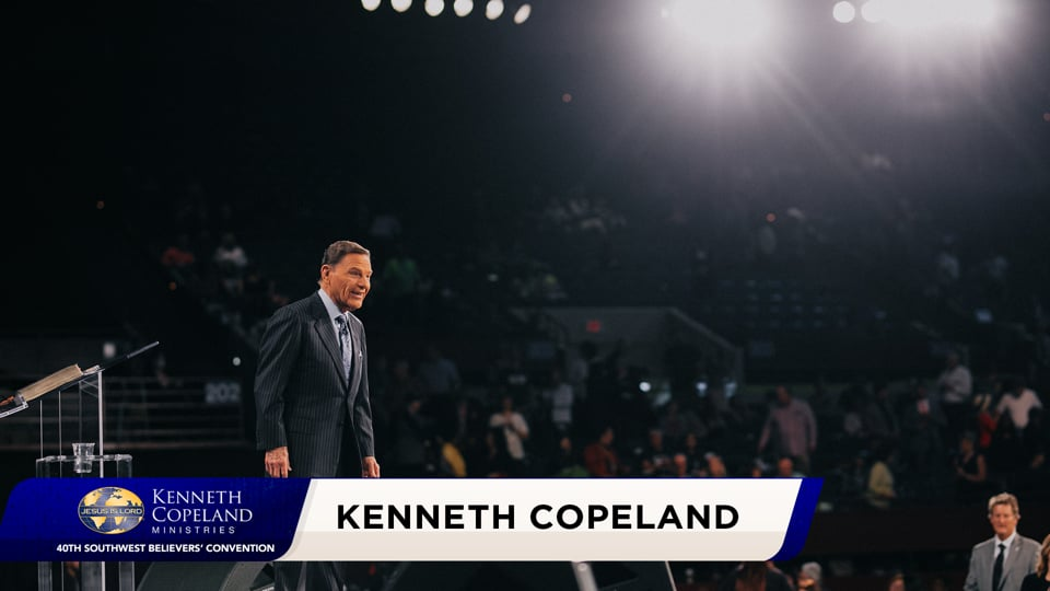Healing belongs to you more than anything else you own! At the 2020 Southwest Believers' Convention, Kenneth Copeland shares how God so loved the world that He gave the Healer. We are covenant people and we have a covenant of healing. Watch testimony videos that illustrate various ways God heals people.