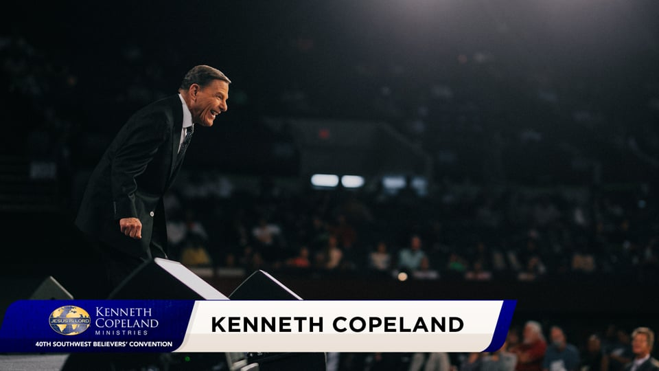 Ps. Greg Stephens joins Kenneth Copeland at the 2020 Southwest Believers' Convention in demonstrating covenant. Every covenant is about making two one. Without the understanding of covenant, Christians are at a serious disadvantage. We're in an everlasting blood covenant with God, by the blood of Jesus.