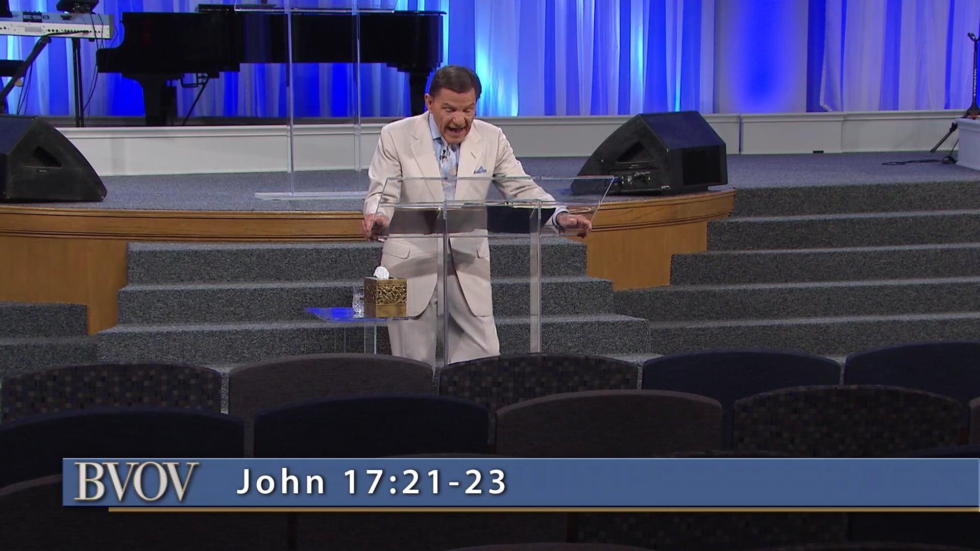 Today on the Believer's Voice of Victory, increase your awareness of God and learn from Kenneth Copeland how to practice His presence.  Let God show you how to be an answer to the world around you, as you spend time in His presence and become more aware of your right standing with Him.