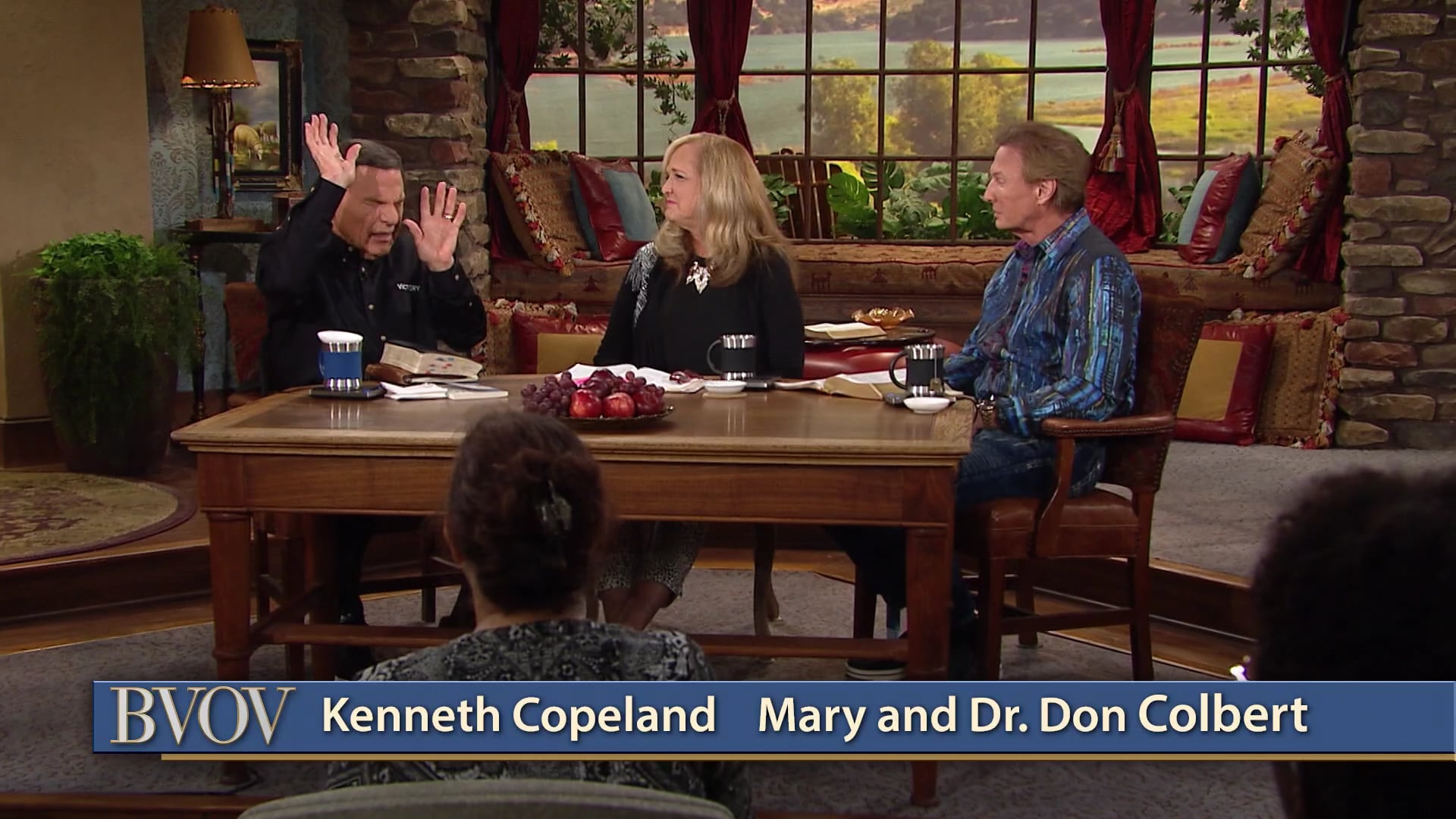 Is something being held back in your life? Watch Believer's Voice of Victory as Kenneth Copeland, with Dr. Don and Mary Colbert discuss the kind of prayer that looses heaven in your life. Find out the five spiritual principles God shared with Mary that will also get you where you're trying to go!