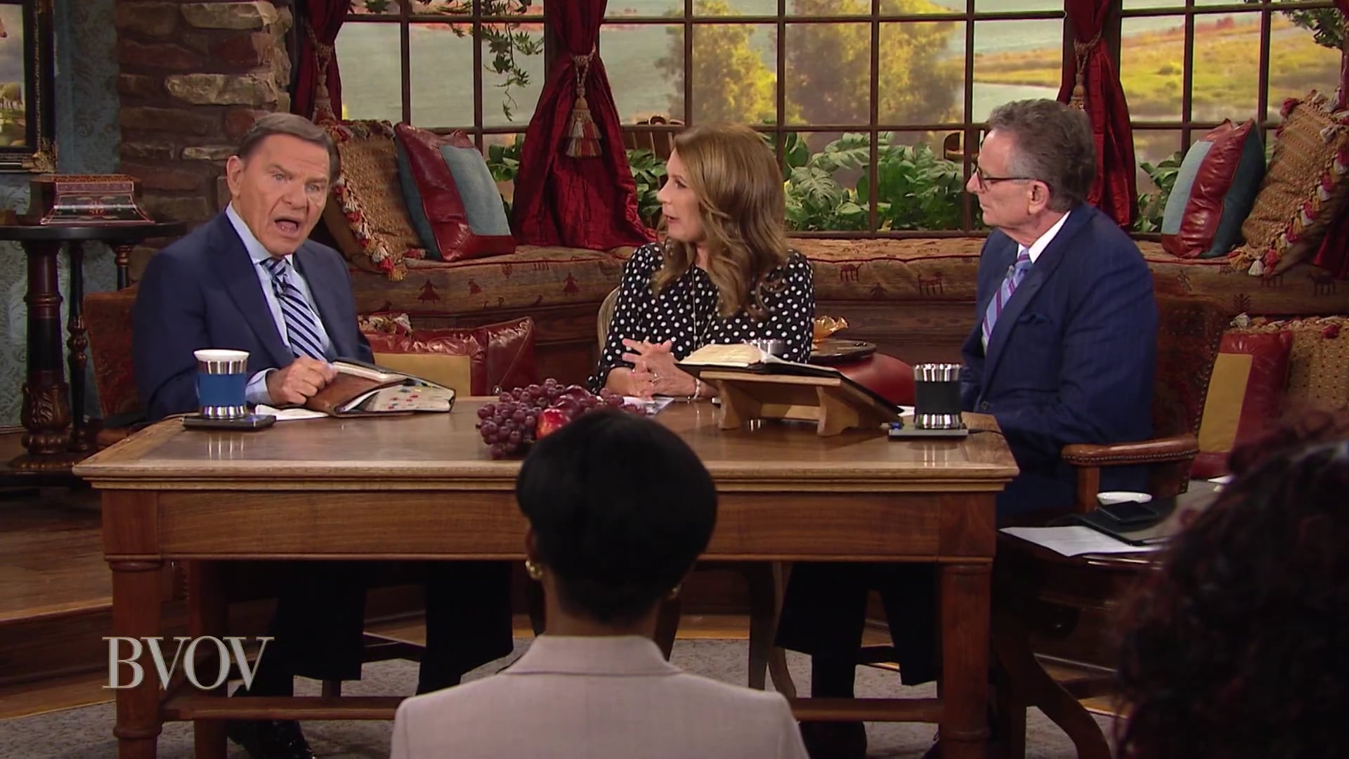 Are there present-day Christian martyrs? Watch Believer's Voice of Victory as Kenneth Copeland, Michele Bachmann and George Pearsons discuss how the left is calling for a revolution through rioting and violence. You, as a Christian, are needed to pray for the healing of our nation and to VOTE in the upcoming election!