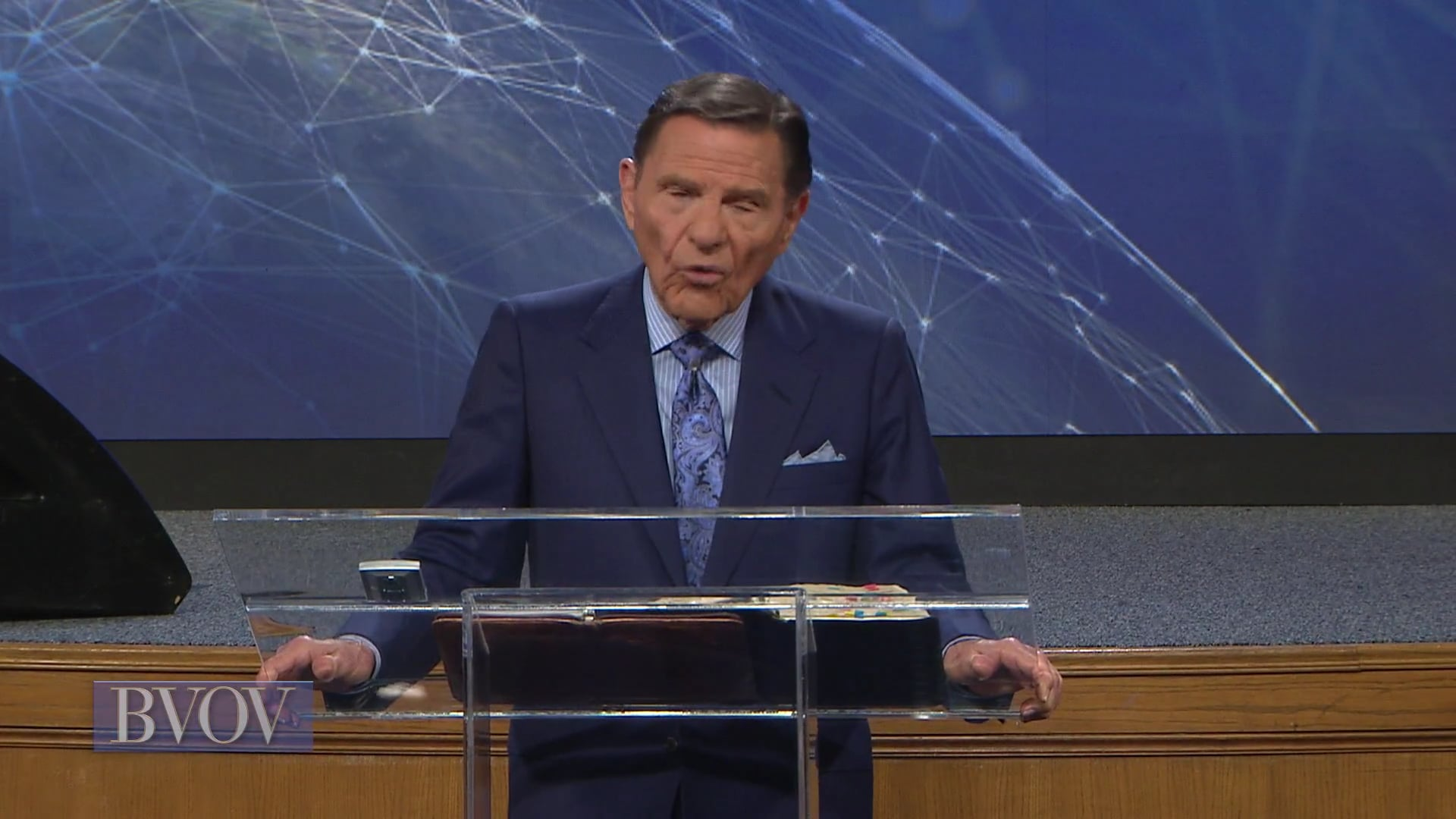 On today's Believer's Voice of Victory, Kenneth Copeland shares how love stops strife in its tracks and brings peace and healing. Get ready to be encouraged. You are more than an overcomer through Jesus, because the Greater One is at work in you.