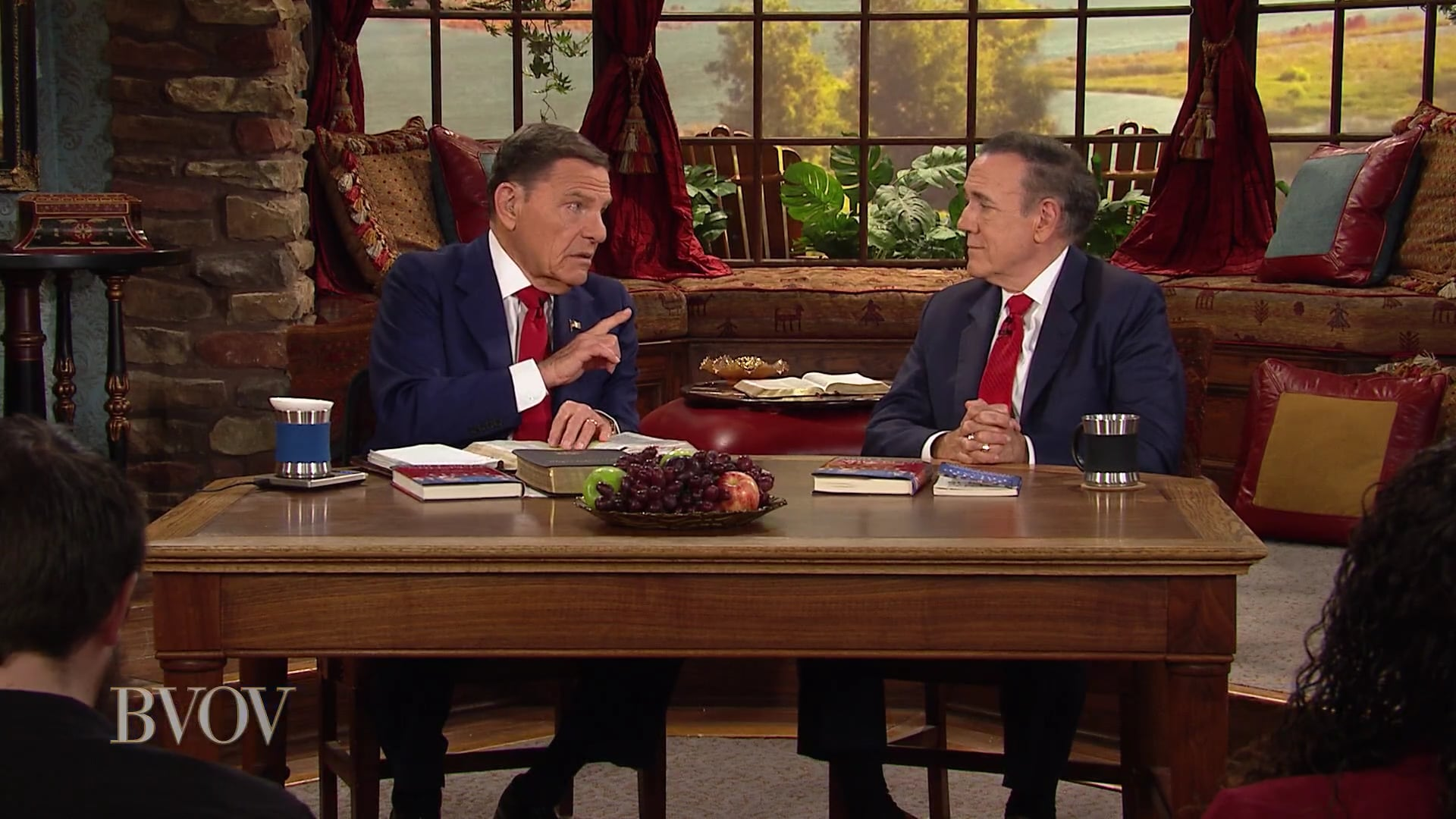 What are the spiritual implications of what's happening in America today? Watch Believer's Voice of Victory as Kenneth Copeland and Stephen Strang discuss the details of the Trump prophecies leading up to the 2016 election. Learn why the spiritual call of Donald Trump to the office of president of the United States is for such a time as this!