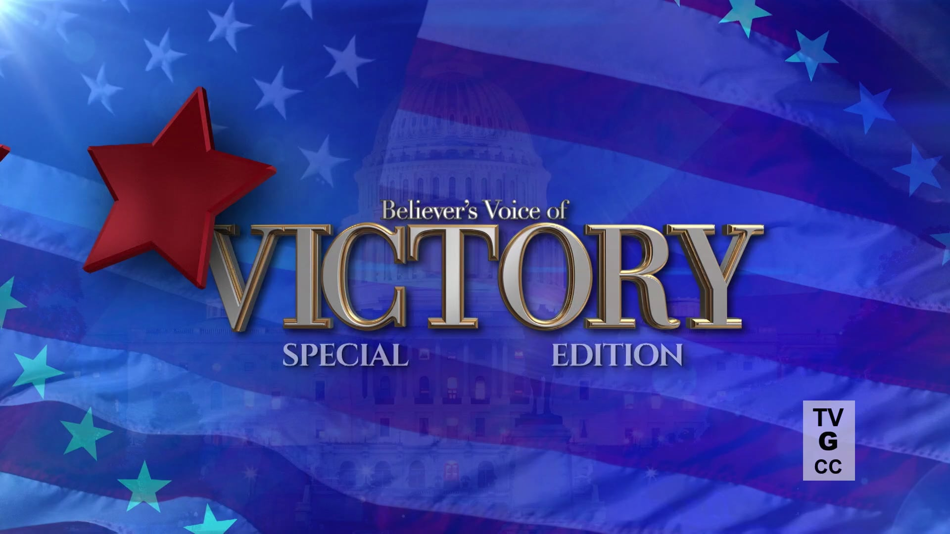 Catch a vision for the 2020 election and beyond! Watch Believer's Voice of Victory as Kenneth Copeland and Stephen Strang explain why Christians cannot stay home on Election Day. Learn the all-important reason you are here on earth now, and how there are enough Christians in this country who can make a significant change with their vote!