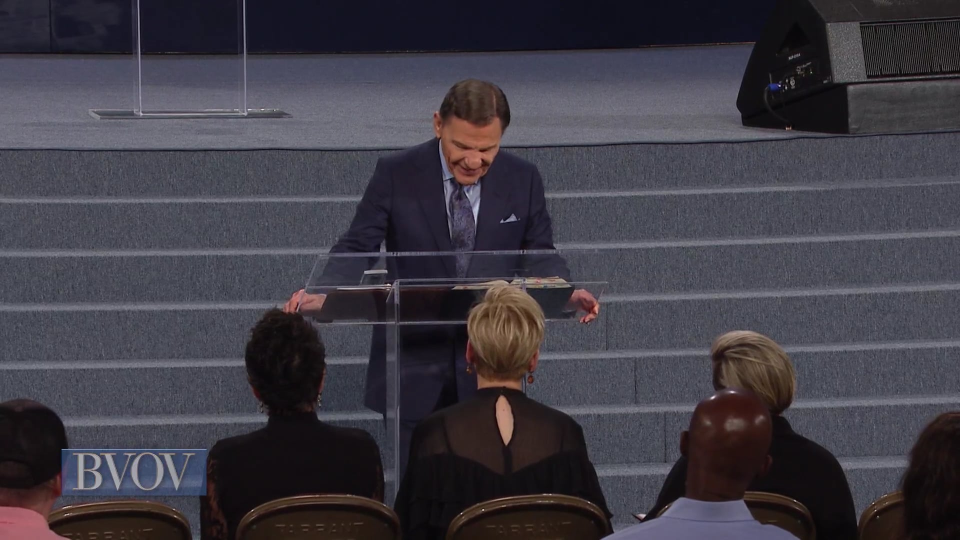 The life of Jesus is a healing ministry! Watch Believer's Voice of Victory as Kenneth Copeland shares why you can and should be delivered from every sickness, disease, depression and the like. Jesus came not only to teach and preach, but also to heal!