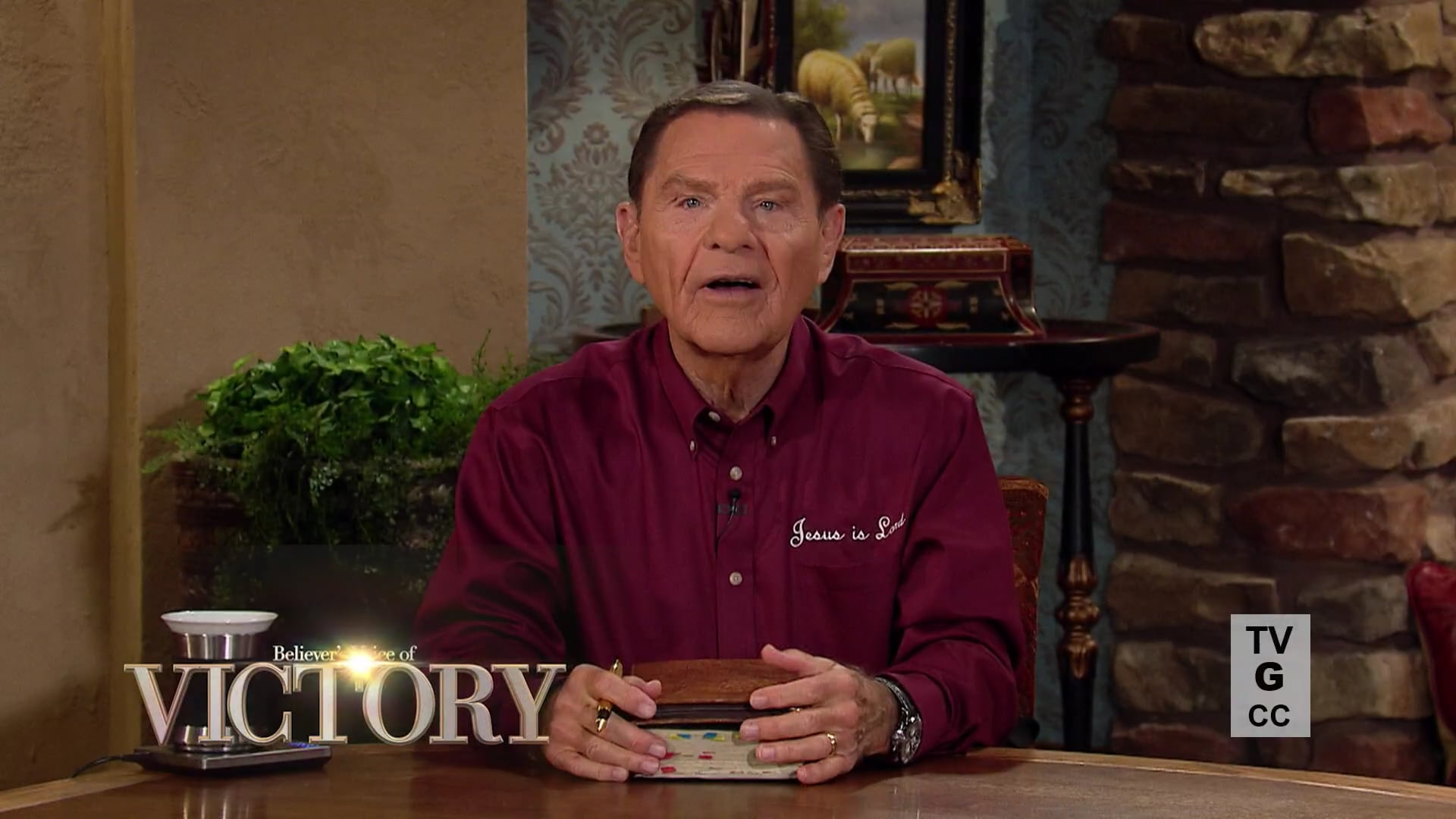 Faith is not a complicated formula that only a few can master. Faith works for anyone who chooses to believe God. Today, on Believer's Voice of Victory, Kenneth Copeland gives four simple steps from God's WORD to demonstrate how faith works.