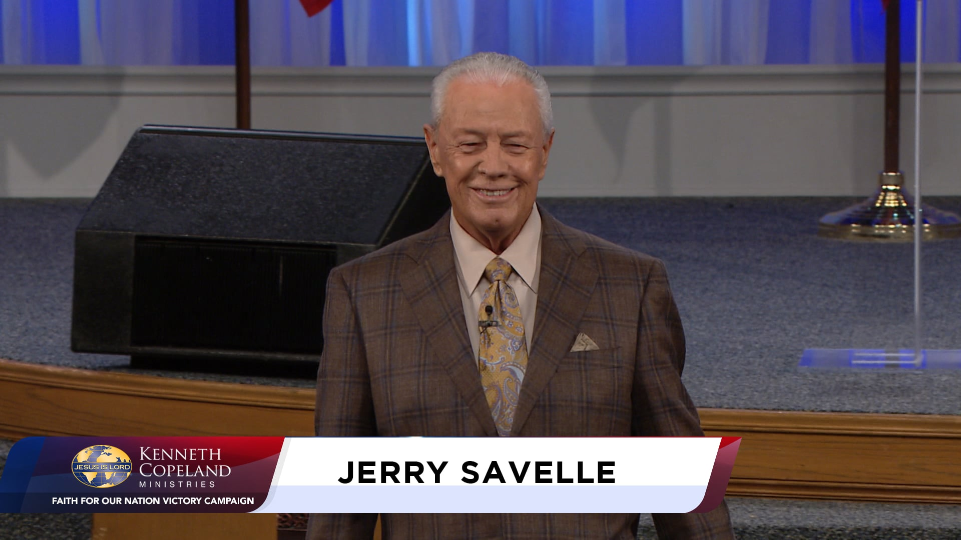 "At the 2020 Faith for Our Nation VICTORY Campaign, Jerry Savelle explains how our finances are like seed that we can expect a harvest from, like a farmer. Your harvest depends upon what you sow. You determine your harvest, not the government. Learn about four types of soil and how to find ""good ground."""