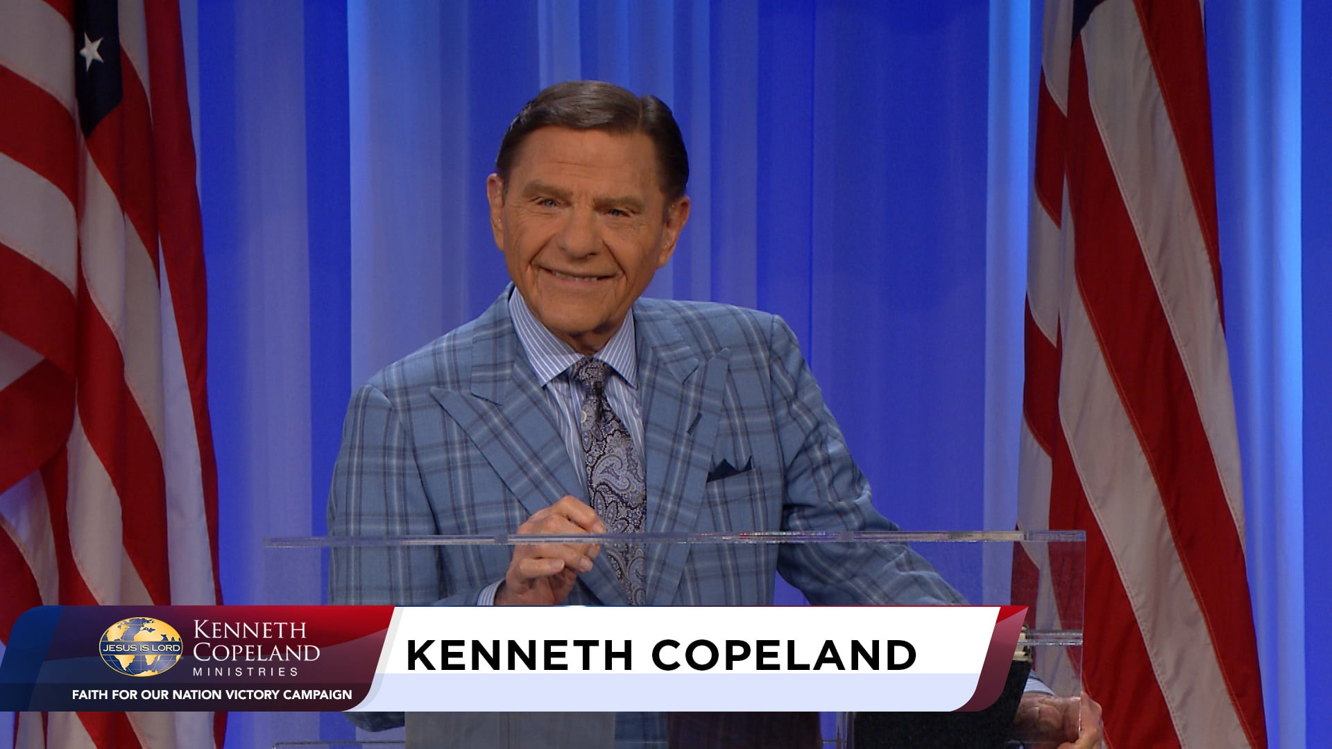 How do we take advantage of our partnership? At the 2020 Faith for Our Nation VICTORY Campaign, Kenneth Copeland explains why we have equal right for every heavenly and earthly reward coming to this ministry. You can be a pastor or a business person and still receive a prophet's reward and anointing!