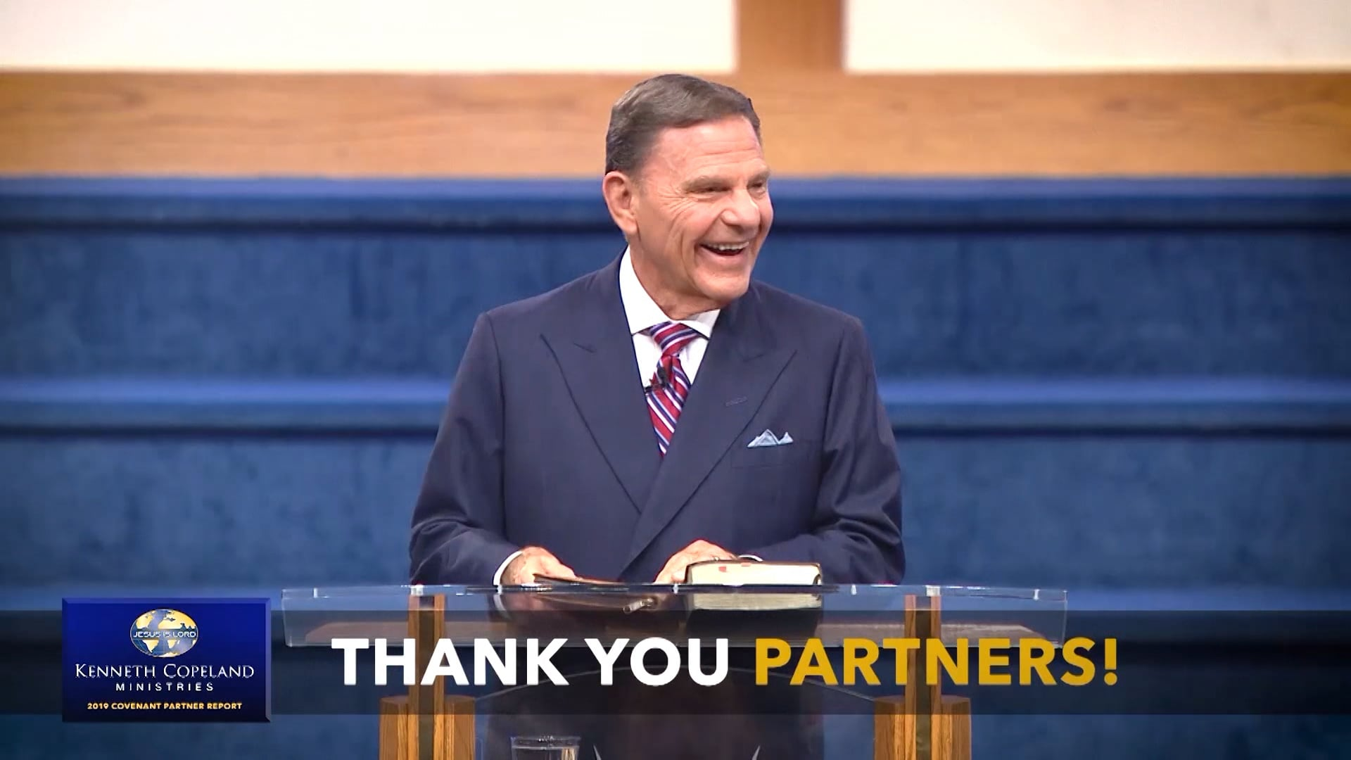 At the 2020 Faith for Our Nation VICTORY Campaign, Kenneth Copeland shares how together, we are impacting the world. Watch several testimonies that highlight the benefits of partnership with KCM. See an exciting recap of the lives changed all over the globe due to the faithful support of KCM Partners!