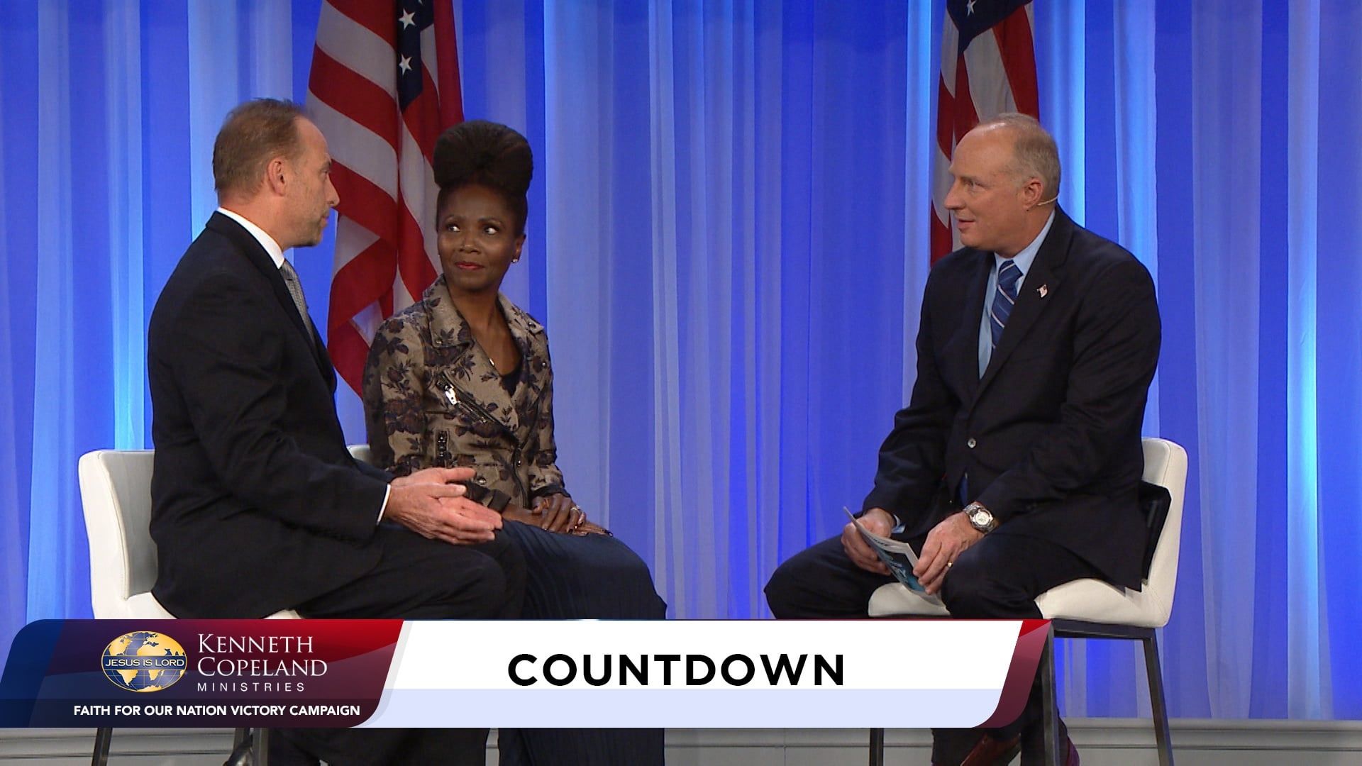 Join Tim Fox at the 2020 Faith for Our Nation VICTORY Campaign. Hear Robert and Charlotte Kachinski share their journey of faith that included healing, a job and new home. Meet Linda Wright of Life Unlimited, Ps. Brian Sanders of EMIC outreach and Sergio Alvarado of Alvarado Ministries International.