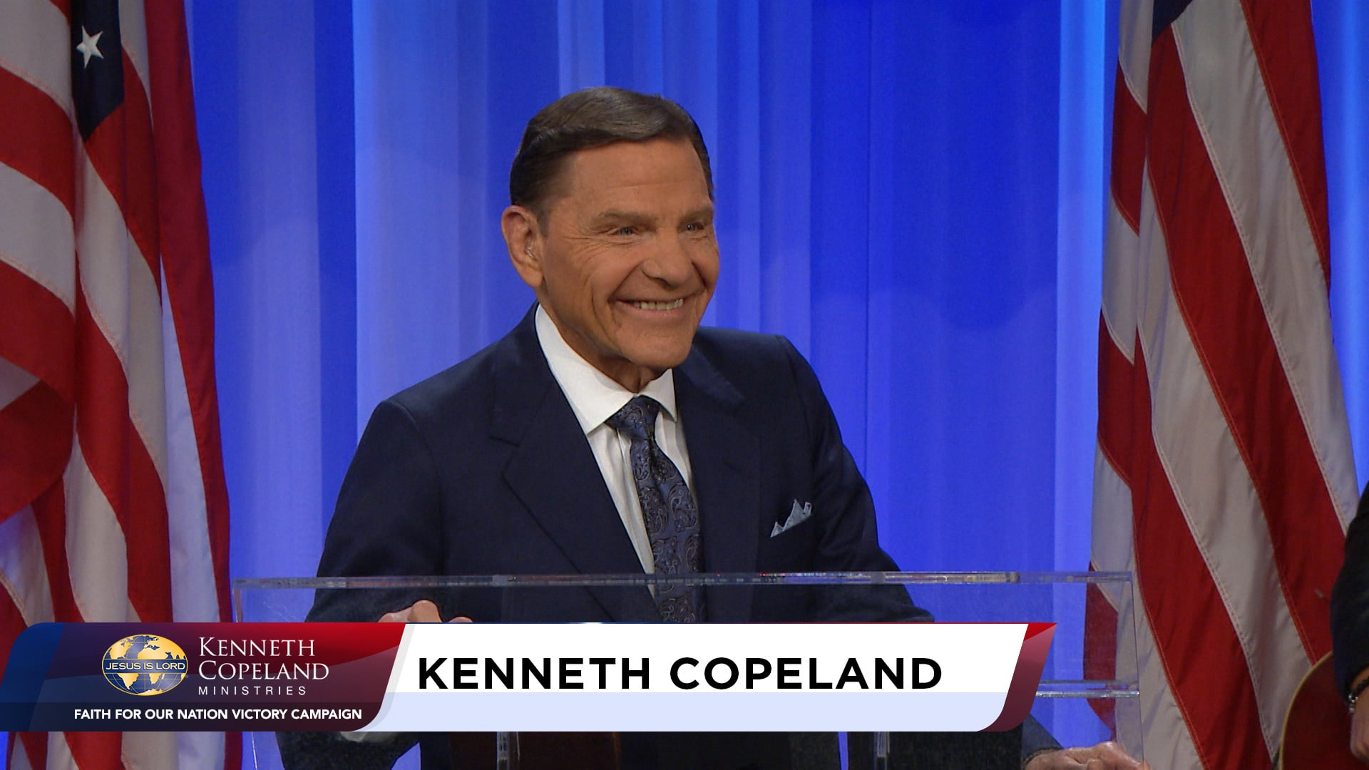 Why is Jesus so interested in teaching about faith? At the 2020 Faith for Our Nation VICTORY Campaign, Kenneth Copeland shares biblical examples of how people used the fundamentals of faith to get supernatural results. Hear the four things the woman did to get her healing miracle in Mark 5:25-34!