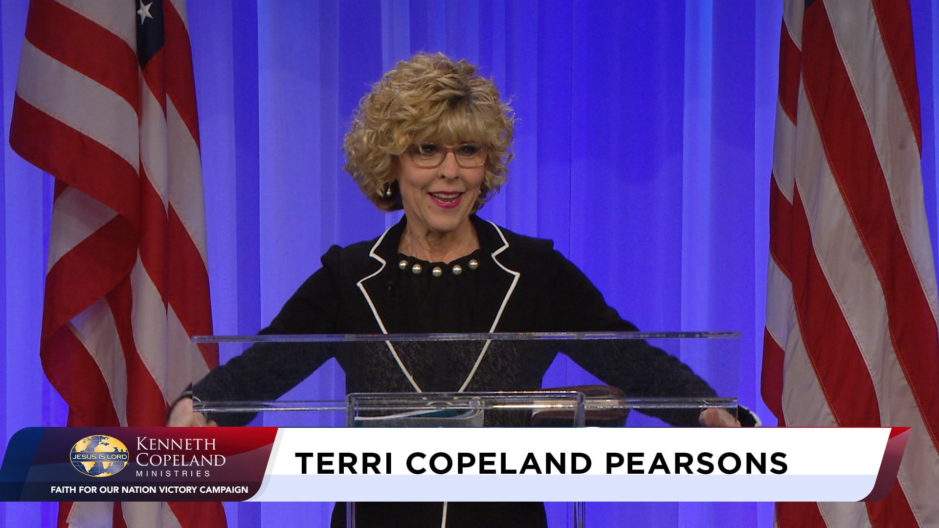 At the 2020 Faith for Our Nation VICTORY Campaign, Terri Copeland Pearsons and Greg Stephens share election updates from battleground states. Join them as they direct prayer toward Pennsylvania, the original seat of our democracy. There is a mild revolution underway; it's the rebirth of America!