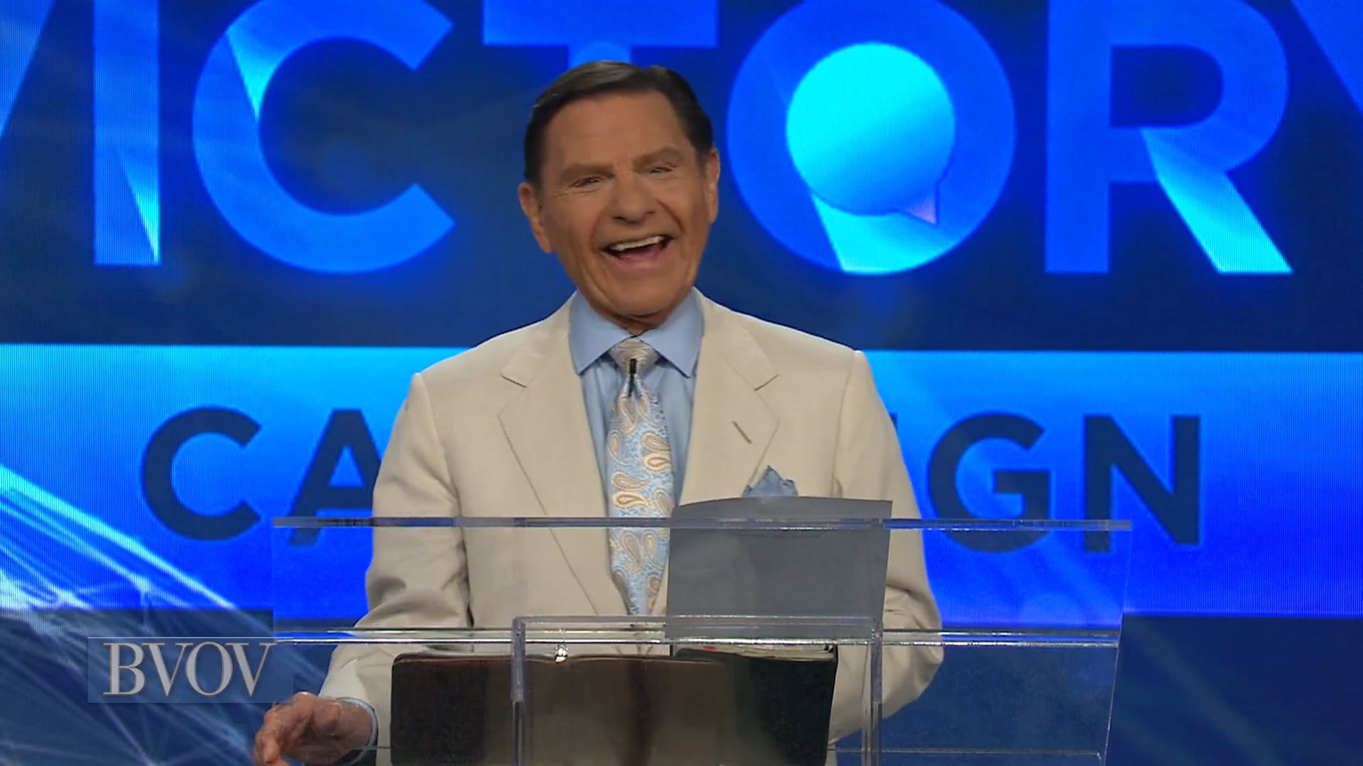 Did you know that every child of God has guaranteed benefits from heaven? Today, on Believer's Voice of Victory, Kenneth Copeland shows us from The WORD of God what those benefits are and how to claim them.
