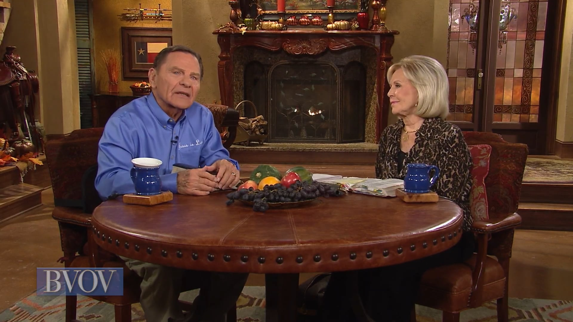 Happy Thanksgiving! Join Kenneth and Gloria Copeland on Believer's Voice of Victory as they explain how thanksgiving is the big gun of faith. When you're tempted to speak negative words, start praising God instead! Because He inhabits the praises of His people, you can be sure that your thanksgiving is the key to your breakthrough!