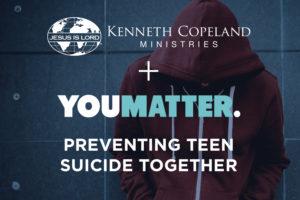 KCM + YouMatter: Preventing Teen Suicide Together