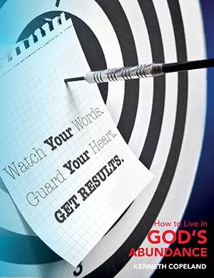 Watch Your Words, Guard Your Heart, Get Results CD Series
