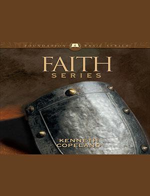 Faith Series MP3 Disc by Kenneth Copeland