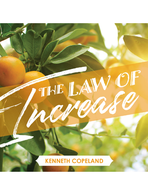 The Law of Increase CD Series