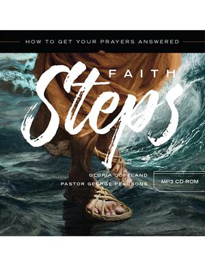 Faith Steps MP3 DISC
