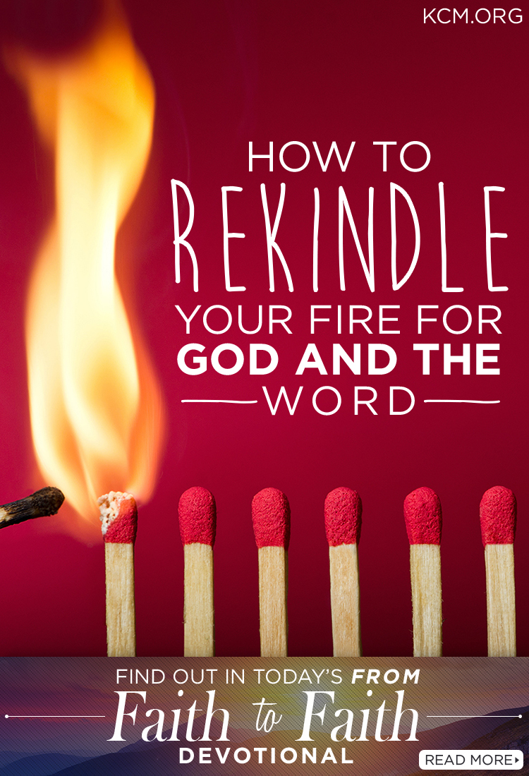 Rekindle The Fire Kenneth Copeland Ministries