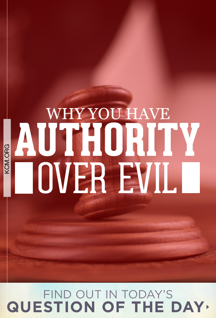 Do I have authority over the devil? | Kenneth Copeland