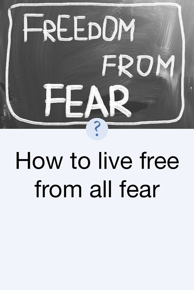 Live Free From Fear   Kenneth Copeland Ministries