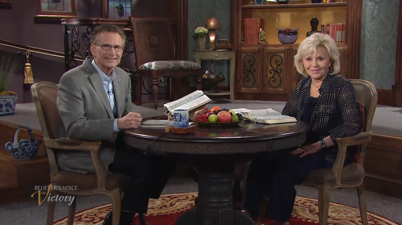 A strong spirit in The LORD can overcome any challenge or setback. Gloria Copeland and Pastor George Pearsons teach us how to develop a strong spirit so we can live in God's power and BLESSING. Next on the Believer's Voice of Victory broadcast.