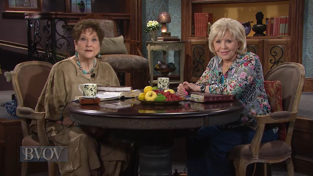 You are a spirit and you can hear God with your spirit. Join Gloria Copeland and her special guest, Billye Brim, and discover your unique gift that can usher you into the very presence of God. Next, on the Believer's Voice of Victory broadcast.