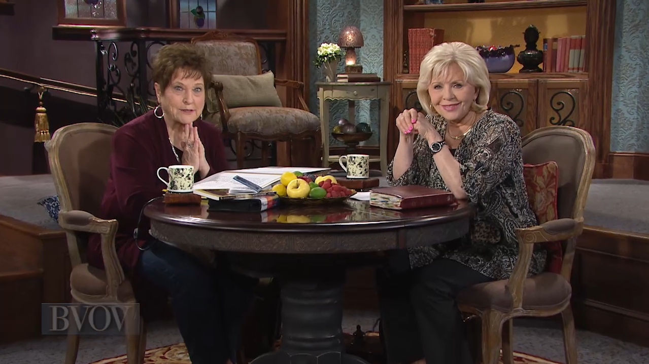 The Holy Spirit has been given to help guide and direct you through life. Learn the benefits of being led by the Spirit as Gloria Copeland and Billye Brim share God's plan for you to receive the Holy Spirit. Next on the Believer's Voice of Victory broadcast.