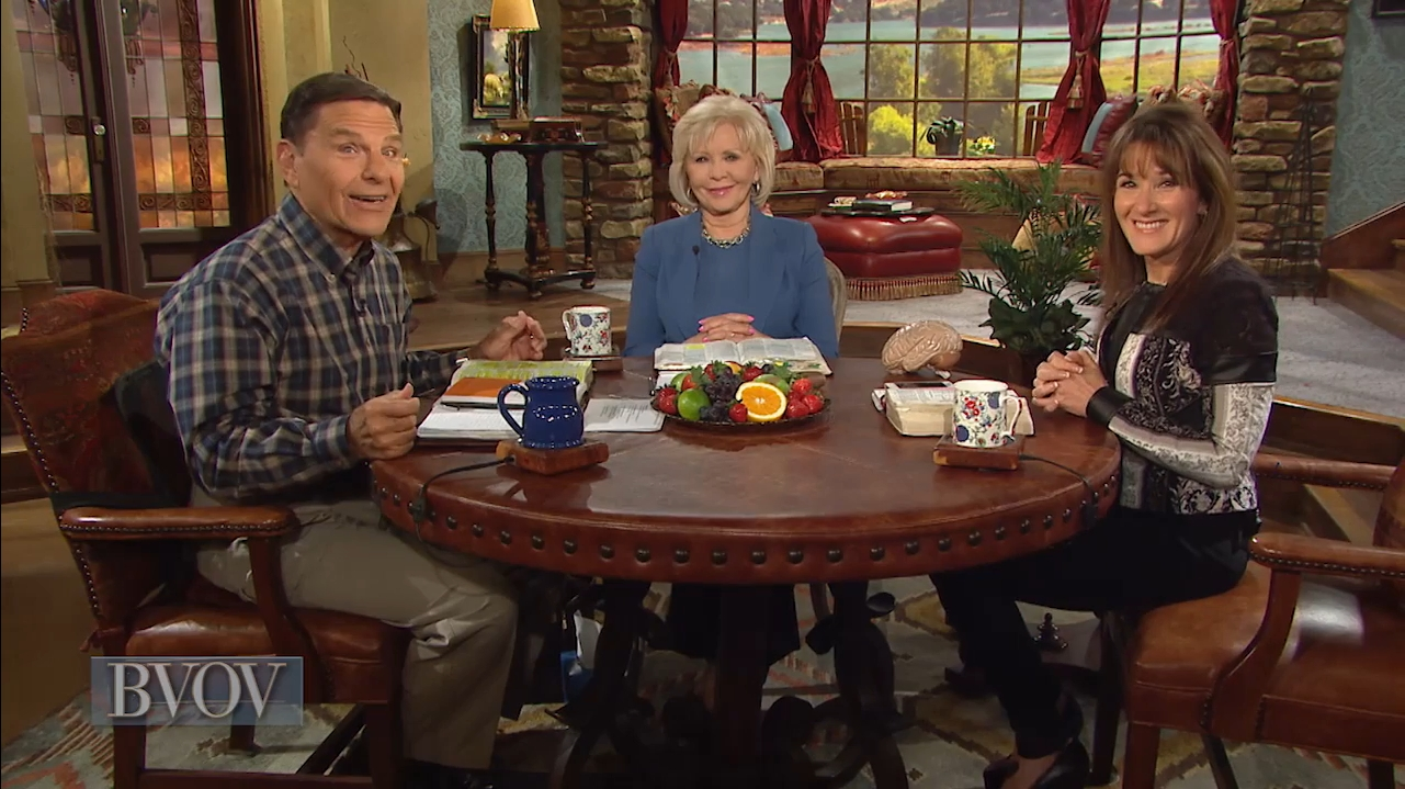 Welcome to the Believer's Voice of Victory broadcast. As previously aired, Kenneth and Gloria Copeland introduce you to Dr. Caroline Leaf, a neuroscientist specializing in the study of the mind and how it effects your brain. Now, here's Kenneth Copeland.Learn more about thinking good thoughts by clicking here.